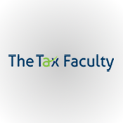 Tax Faculty (round circle TaxFaculty logo)